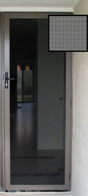 Stainless Steel Mesh Door