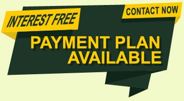 Interest Free Payment Available