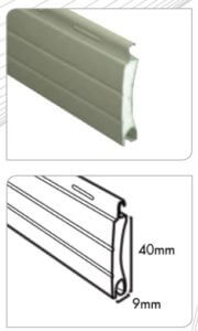 CURVED PROFILE- Aus Window Roller Shutters
