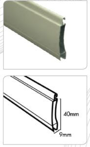 EXTRUDED- Aus Window Roller Shutters