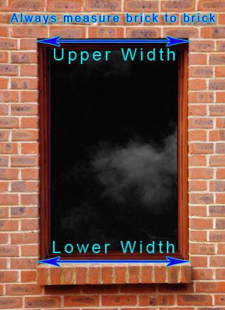 Measurewidth Aus Window Roller Shutters