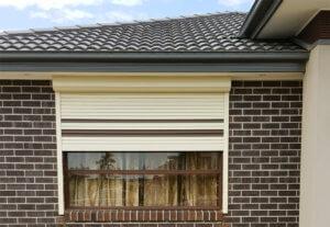 Window roller shutter repair
