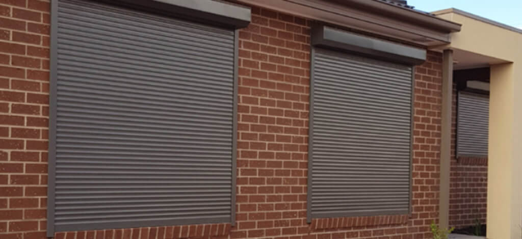 Commercial Window Roller Shutter
