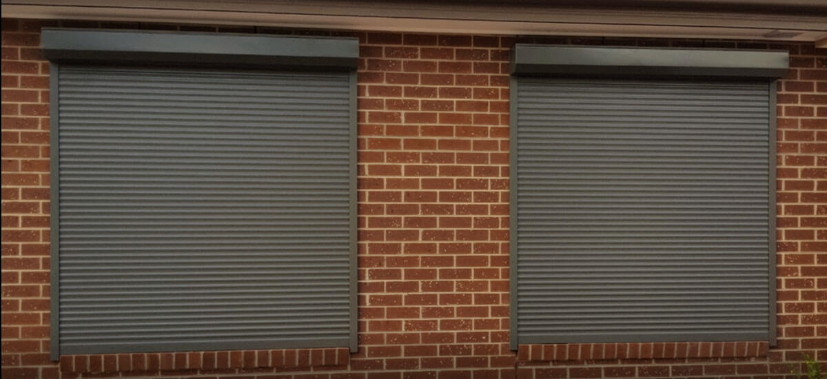 Roller Shutters At Affordable Prices In Victoria Window