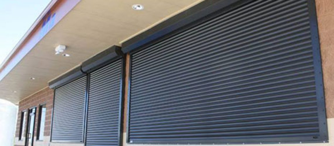 Roller Doors - Ensuring Security in Commercial Establishments